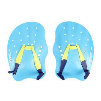 Plaquettes de natation TECH PADDLE blue/green
