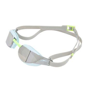 Speedo FASTSKIN ELITE MIRROR - Lunettes de natation grey