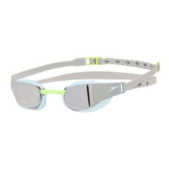 Speedo FASTSKIN ELITE MIRROR - Gafas de natación grey