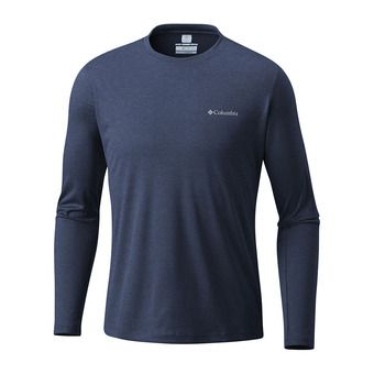 Columbia ZERO RULES - Maillot Homme carbon heather