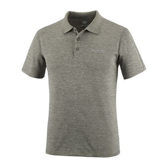 Columbia ZERO RULES - Polo Homme cypress heather