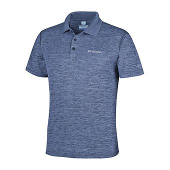 Columbia ZERO RULES - Polo Homme carbon heather