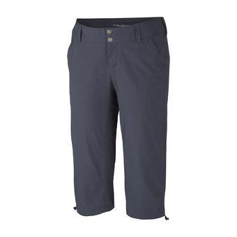 Columbia SATURDAY TRAIL II - Cropped Pants - Women's - india ink
