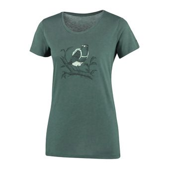 Columbia BIRDY BUDDY - Tee-shirt Femme pond