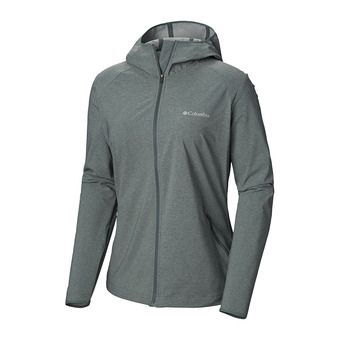 Columbia HEATHER CANYON - Jacket - Women's - pond heather