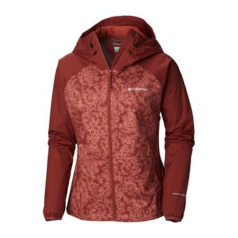 Columbia ULICA - Veste Femme rose dust/rose dust edelweiss