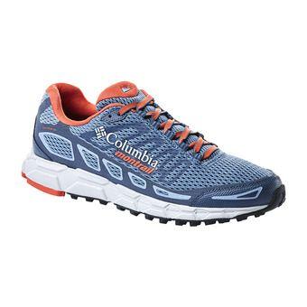 Zapatillas de trail/running hombre BAJADA™ III steel/red quartz