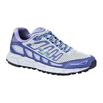 Columbia BAJADA III - Chaussures trail Femme cirrus grey/opal blue