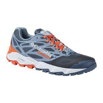 Columbia TRANS ALPS F.K.T. II - Chaussures trail Homme zinc/red quartz