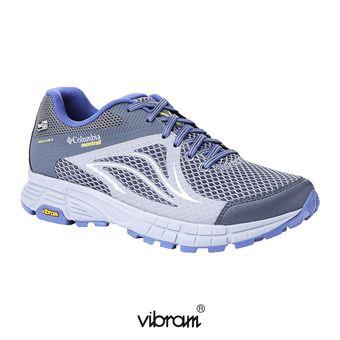 Zapatillas de trail/running mujer MOJAVE TRAIL™ II OUTDRY™ ti grey steel/acid yellow