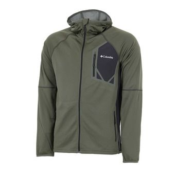 Columbia TRIPLE CANYON - Polaire Homme cypress/shark