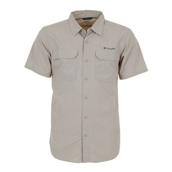 Columbia SILVER RIDGE II - Shirt - Men's - fossil