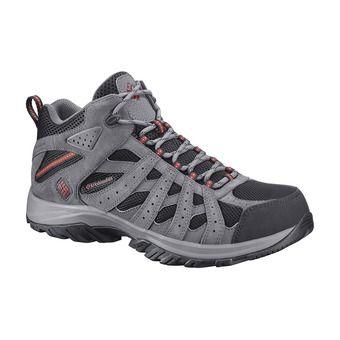 Zapatillas de trail/running hombre CANYON POINT™ MID WATERPROOF black/gypsy