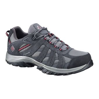 Zapatillas de trail/running hombre CANYON POINT™ WATERPROOF charcoal/red element