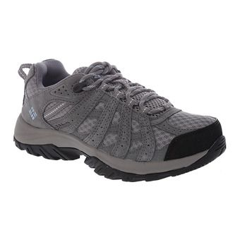 Columbia CANYON POINT - Hiking Shoes - Women's - stratus/oxygen