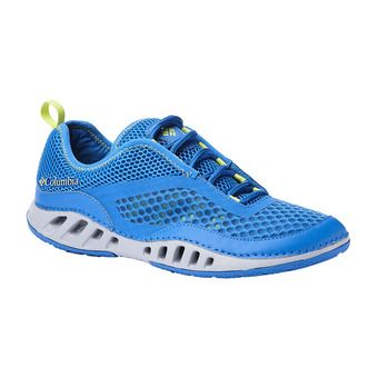Columbia DRAINMAKER 3D - Chaussures d'eau Homme blue magic/voltage