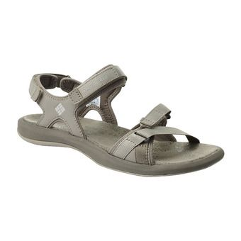 Columbia KYRA III - Sandales Femme silver sage/fawn
