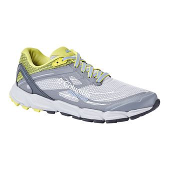 Columbia CALDORADO III - Chaussures trail Femme slate grey/dark mirage