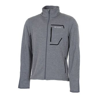 Columbia CHESTER PARK - Fleece - Men's - grey ash heather