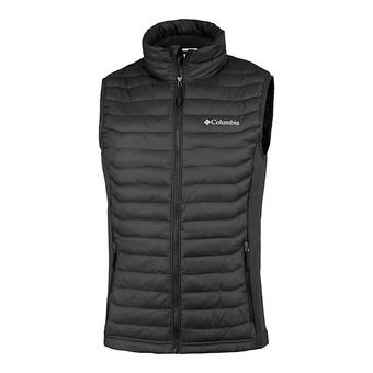 Columbia POWDER PASS - Anorak hombre black