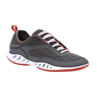 Chaussures femme DRAINMAKER™ 3D ti grey steel/red coral