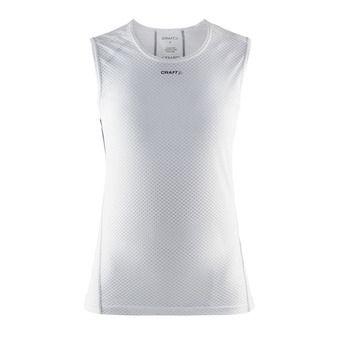 Superlight Stay Cool Sous-vêtement sans manches femme blanc