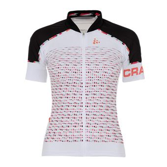 Camiseta mujer EMPRESS blanco/boost