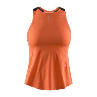 Craft NANOWEIGHT - Camiseta de tirantes mujer boost