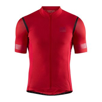 Hale glow maillot velo homme canyon/noir