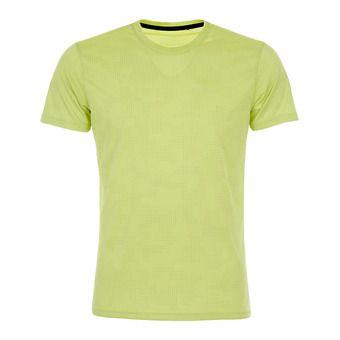 Camiseta hombre EAZE camo lime