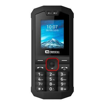 Teléfono móvil SPIDER X1 negro