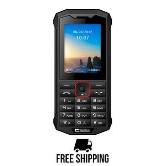 Téléphone portable SPIDER X4 noir
