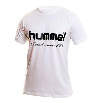 Tee-shirt MC homme UH blanc/noir