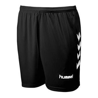 Hummel CHEVRONS - Short hombre black/white