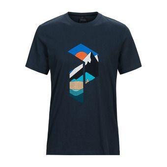 Tee-shirt MC homme EXPLTEEPPR blue steel