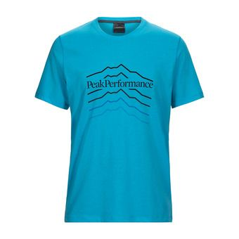 Tee-shirt MC homme EXPLTEEHPR mosaic blue