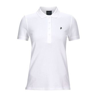 Peak Performance PANMORE - Polo - Women's - white