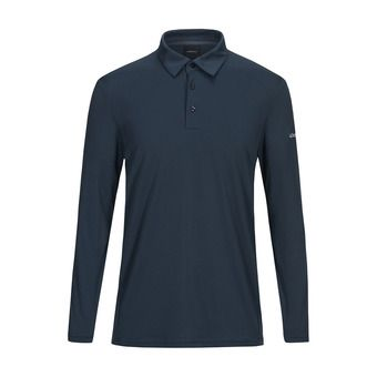shirt flat collar -VERSEC LS Homme Blue Steel