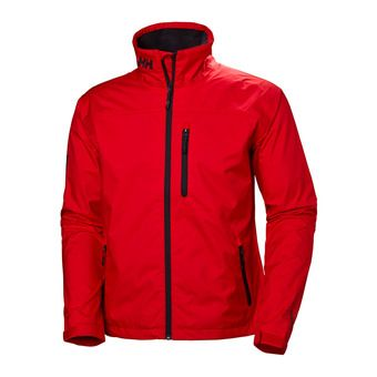 Helly Hansen CREW - Jacket - Men's - alert red