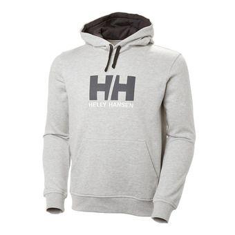 Helly Hansen HH LOGO - Sweatshirt - Men's - grey marl