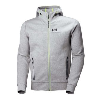 Helly Hansen OCEAN - Sweat Homme grey melange
