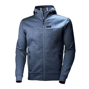 Helly Hansen OCEAN - Sweat Homme graphite blue/melange