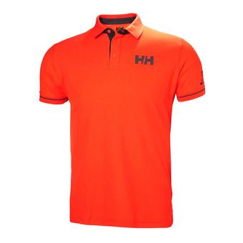 Polo MC homme SHORE cherry tomato