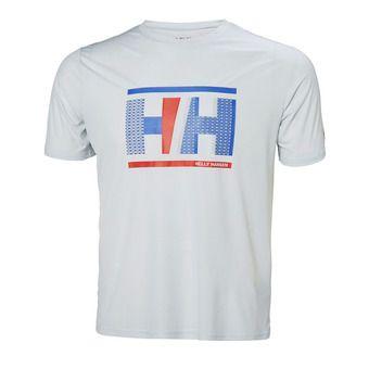 Helly Hansen CIRCUMNAVIGATION - Tee-shirt Homme grey fog