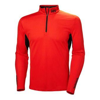 Camiseta hombre 49318 cherry tomato