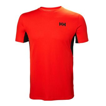 Helly Hansen LIFA ACTIVE MESH - Jersey - Men's - cherry tomato
