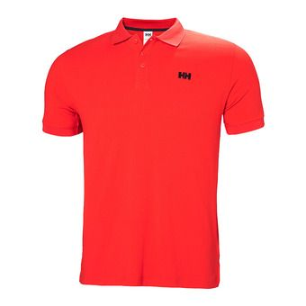 Helly Hansen DRIFTLINE - Polo Homme alert red