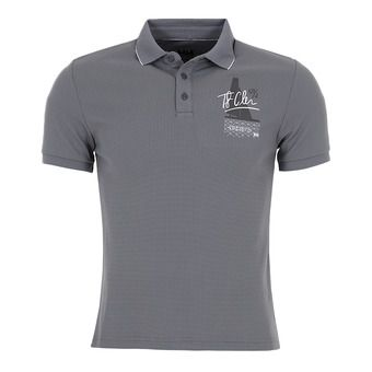 Polo MC homme RACING quiet shade