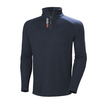 Sweat 1/2 zippé homme 54213 navy