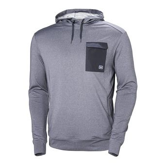 Helly Hansen HYGGEN - Sweat Homme graphite blue